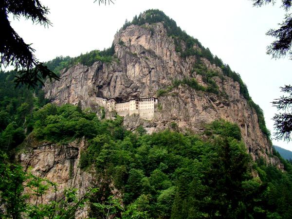 Sumela Kloster, Türkei