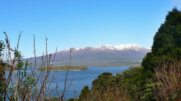 Вулкан Таупо, Новая Зеландия