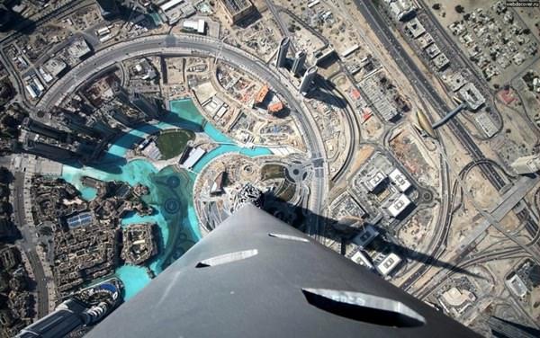 Смотровая площадка Бурдж-Халифа, ОАЭ