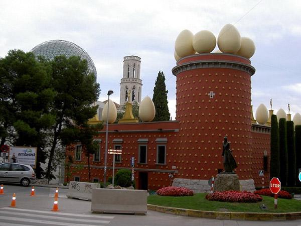 Torre Galatea, Spanien