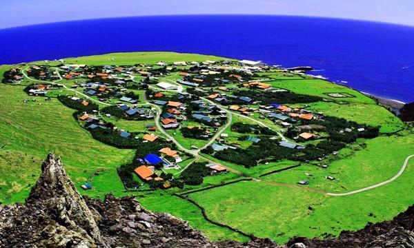 Tristan da Cunha, Großbritannien