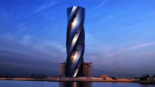 Небоскреб Юнайтед Тауэр, Бахрейн