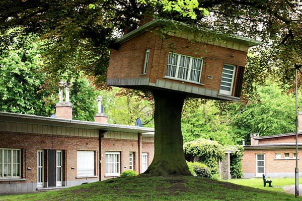 Vogelenzangpark 17bis, Belgien