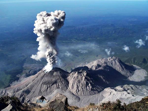 Santa Maria Vulkan, Guatemala