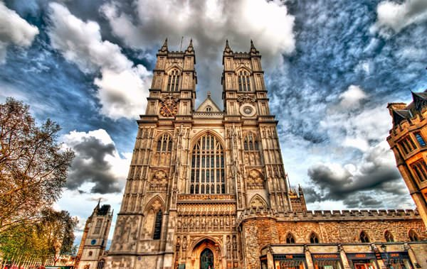 Westminster Abbey, England