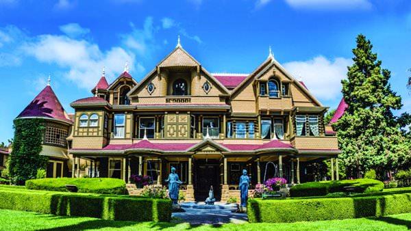 Дом Винчестеров, США