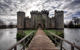 3 out of 14 - Bodiam Castle, England