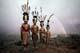 10 von 12 - Kalam Stamm, Indonesien - Papua-Neuguinea
