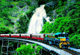2 von 12 - Kuranda Scenic Railway Eisenbahn, Australien