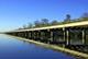 8 von 8 - Atchafalaya Swamp Brücke, Vereinigte Staaten