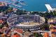 7 von 15 - Amphitheater in Pula, Kroatien