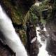 5 von 15 - Treppe zum Wasserfall Pailon del Diablo, Ecuador