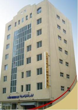 Foto of the Al Bishr Hotel Apartments, Sharjah
