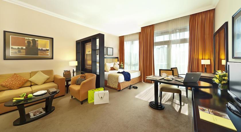 Foto of the Al Manzel Hotel Apartments, Abu Dhabi