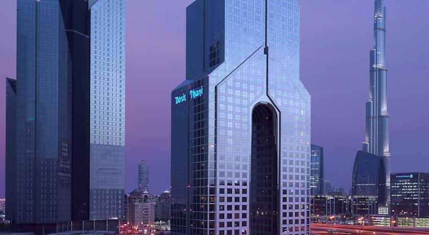Foto  Dusit Thani Dubai, Dubai
