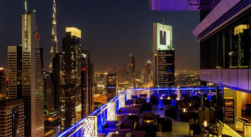 Foto  Four Points by Sheraton Sheikh Zayed Road, Dubai
