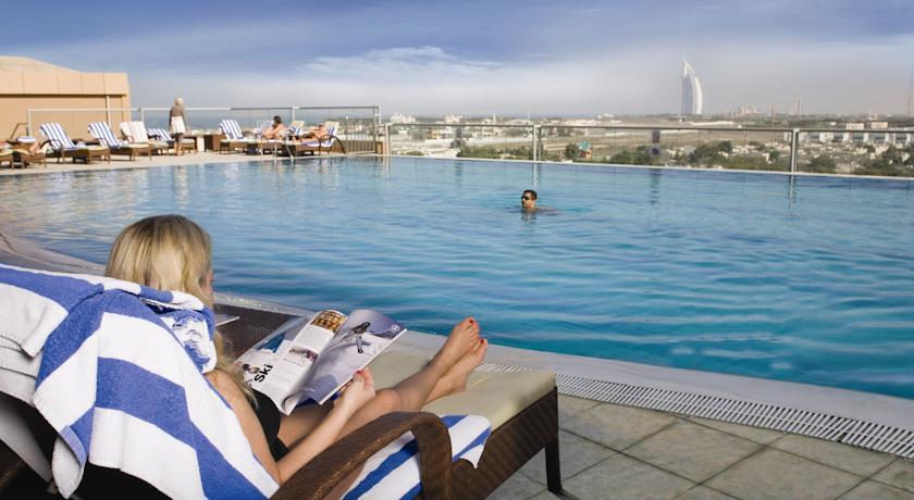 Foto of the Gloria Hotel, Dubai