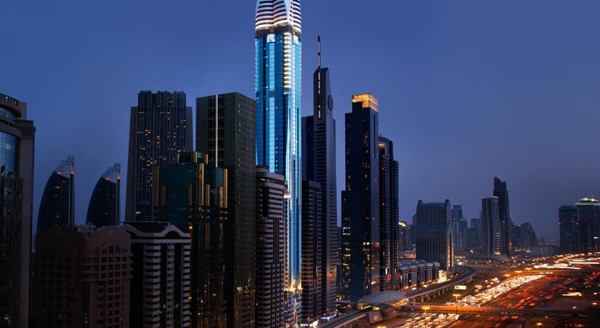 Foto  Rose Rayhaan by Rotana - Dubai, Dubai