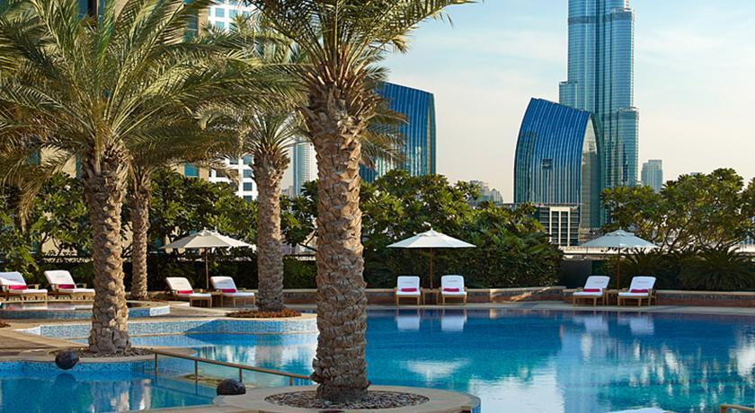 Foto of the Shangri-La Hotel, Dubai, Dubai