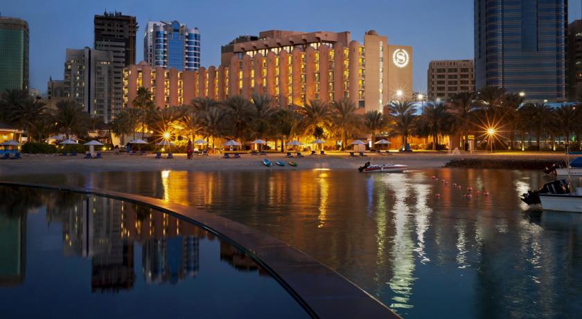 Foto of the Sheraton Abu Dhabi Hotel & Resort, Abu Dhabi