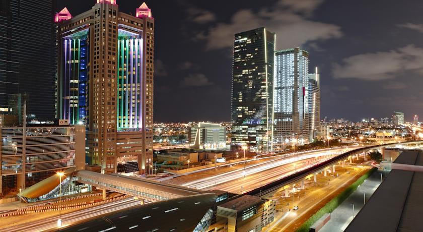 Foto  Fairmont Dubai, Dubai