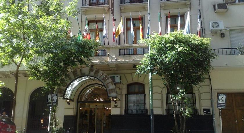 Foto of the Hotel Prince, Buenos Aires