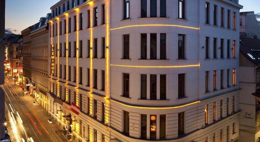 Foto of the Fleming's Deluxe Hotel Wien-City, Wien