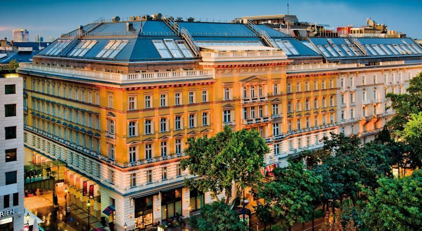 Foto of the Grand Hotel Wien, Vienna