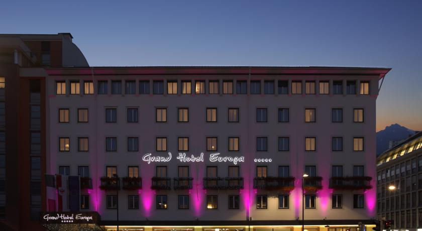 Foto of the Grand Hotel Europa, Innsbruck