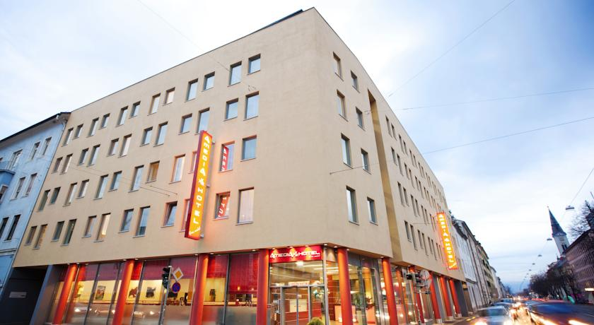 Foto of the Amedia Hotel Graz, Graz