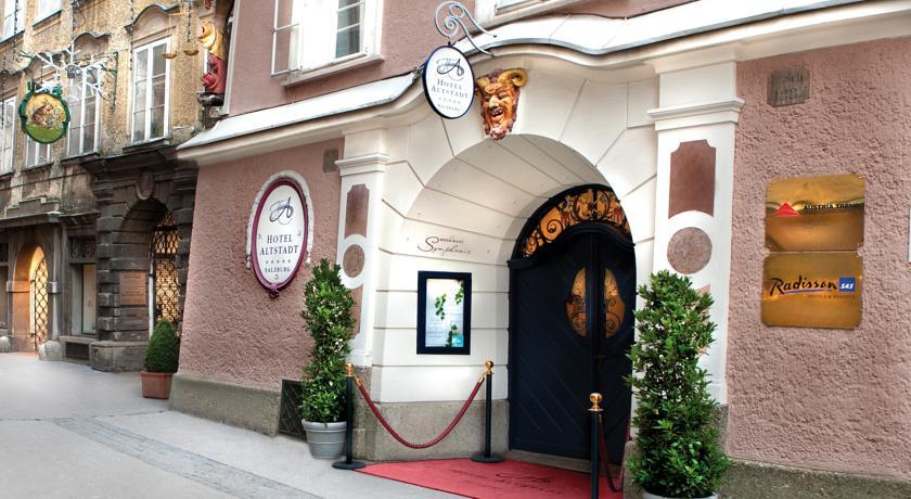Foto of the Hotel Altstadt Radisson Blu, Salzburg