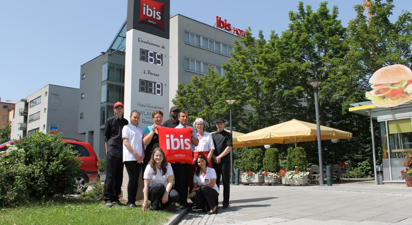 Foto of the Hotel Ibis Linz, Linz