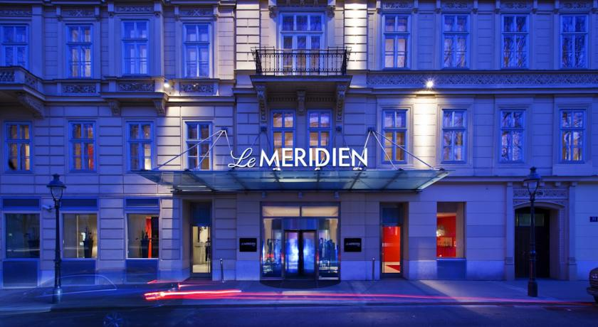 Foto of the hotel Le Meridien Vienna, Wien
