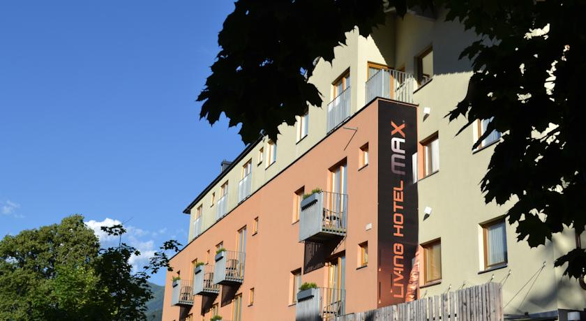 Foto of the Living Max Hotel, Zell am See