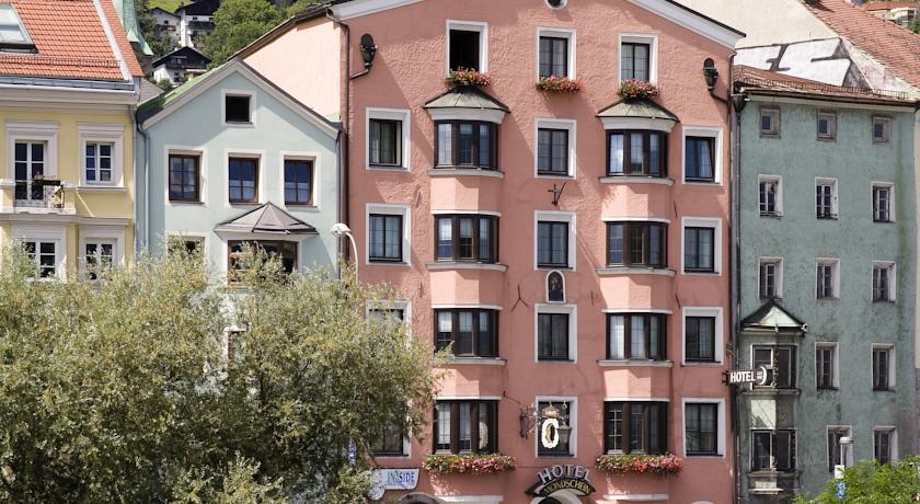 Foto of the Best Western Hotel Mondschein, Innsbruck
