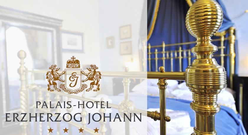 Foto of the Palais Hotel Erzherzog Johann, Graz