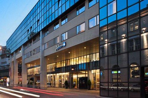 Foto of the Radisson Blu Hotel & Conference Centre, Salzburg