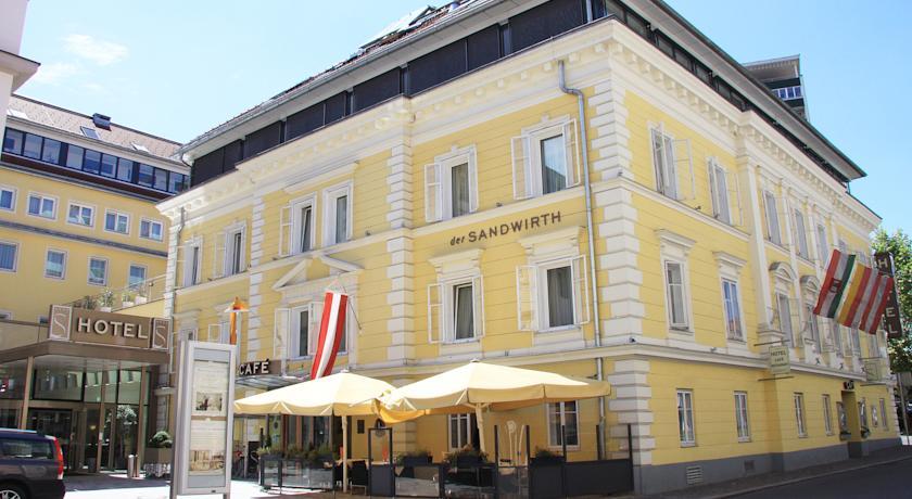 Foto of the Hotel Sandwirth, Klagenfurt