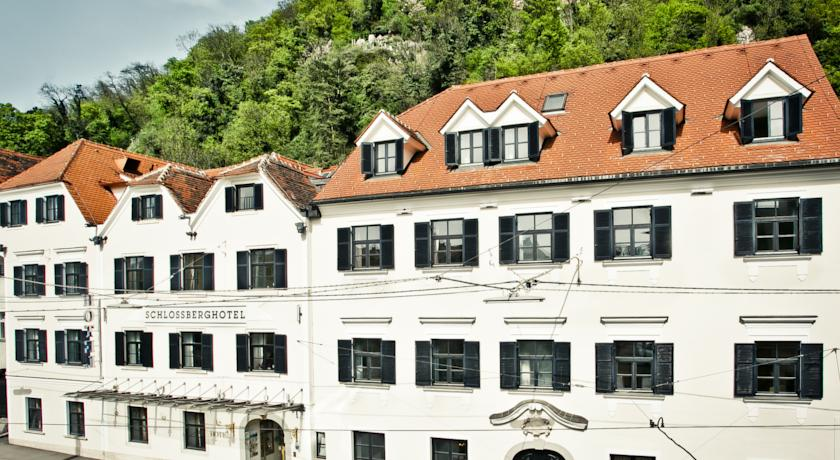 Foto of the Schlossberghotel, Graz