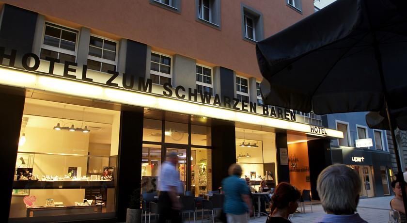 Foto of the Hotel zum schwarzen Bären, Linz