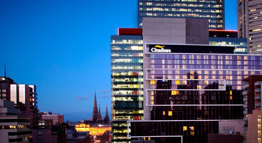 Foto of the hotel Citadines on Bourke Melbourne, Melbourne