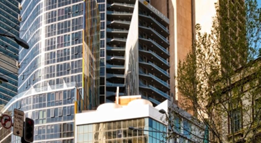 Foto of the hotel Meriton Serviced Apartments - Campbell Street, Sydney