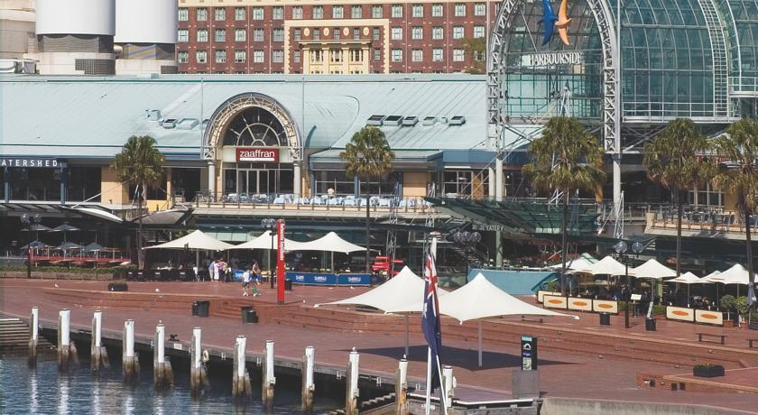 Darling Harbour – A playground of entertainment and leisure activities