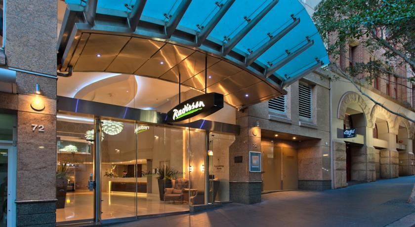 Foto of the Radisson Hotel & Suites Sydney, Sydney