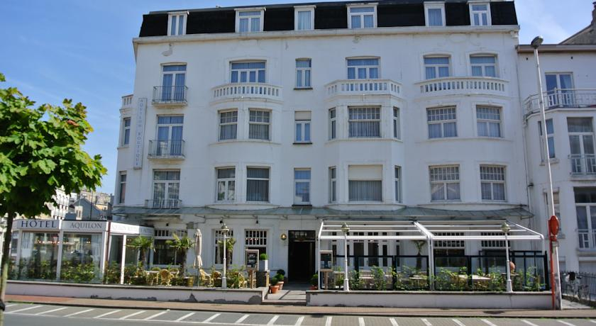 Foto of the Aquilon Boutique Hotel, Blankenberge