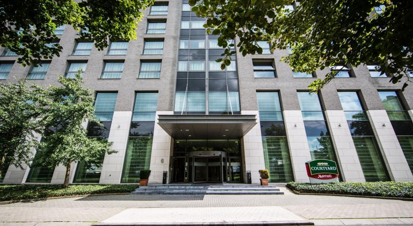 Foto of the hotel Courtyard By Marriott Brussels, Brussels