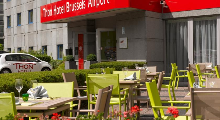 Foto of the Thon Hotel Brussels Airport, Diegem