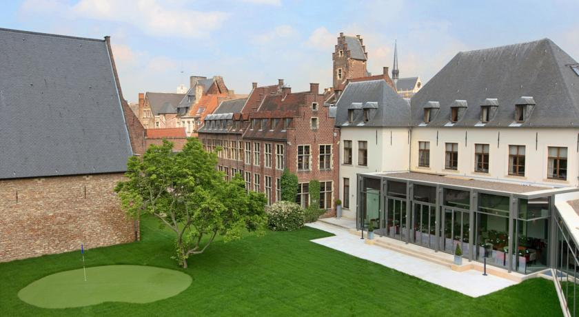 Foto of the hotel Martin's Klooster, Leuven
