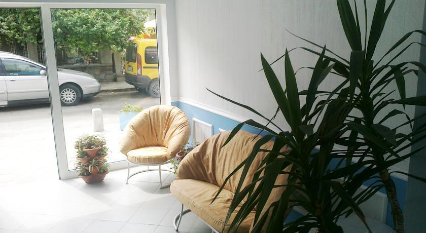 Foto of the Aquamarine Hotel, Sozopol