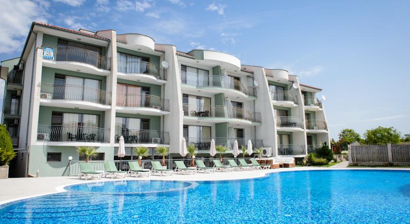 Foto of the hotel Gardenia Vacation Settlement, Sozopol